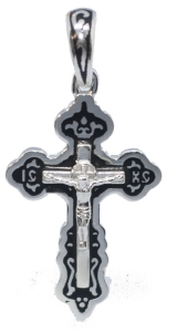 Кресты православные (эмаль)